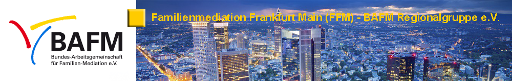 Familienmediation Frankfurt Main